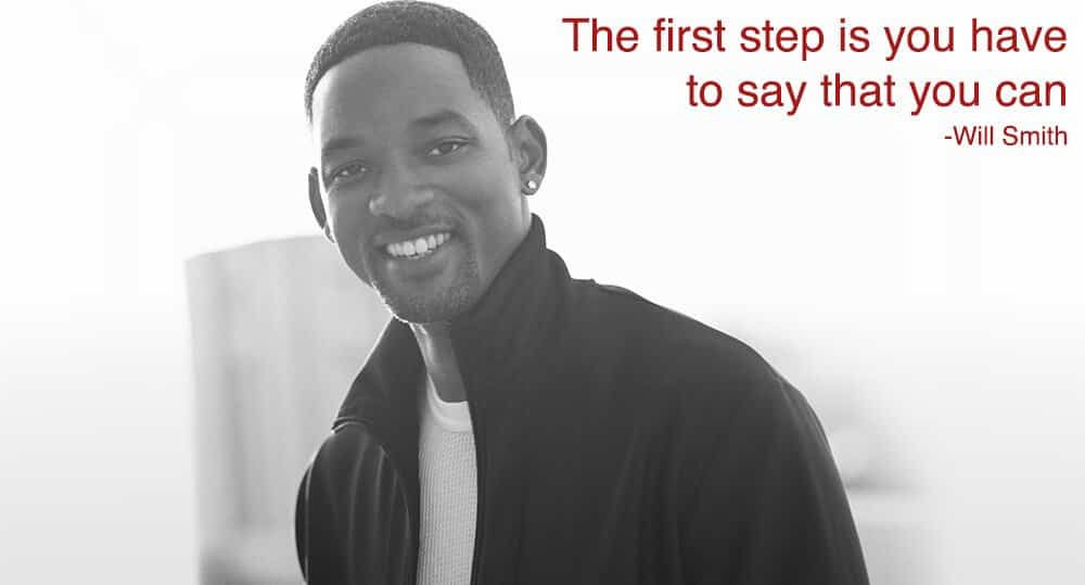 Will Smith Inspirational Speech